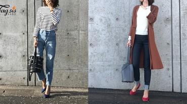 「牛仔褲系女生」,不穿裙子!也能穿出甜美、帥氣、中性、可愛等多種風格!