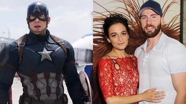 「美國隊長」克里斯伊凡首度公開曬出新女友 一同亮相證實戀情成真!