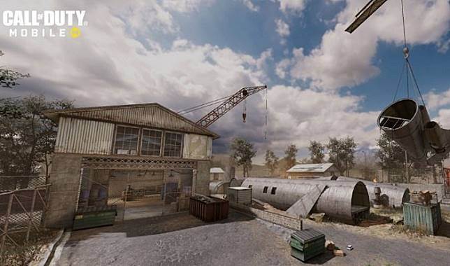 Game Call of Duty Mobile Hadirkan Dua Peta Baru