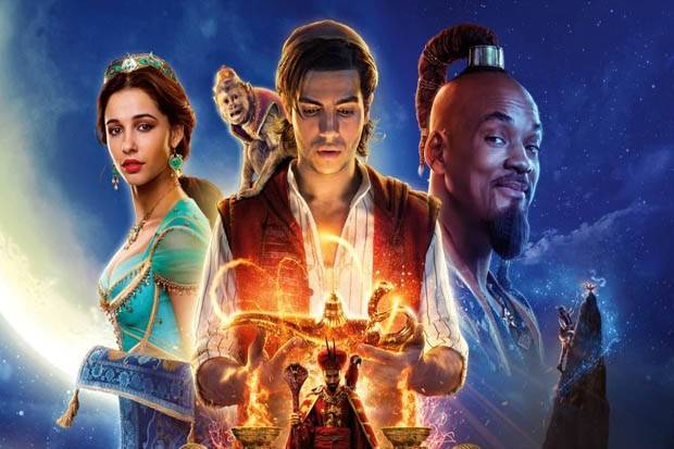 Disney Pertimbangkan Membuat Sekuel Film Live Action Aladdin