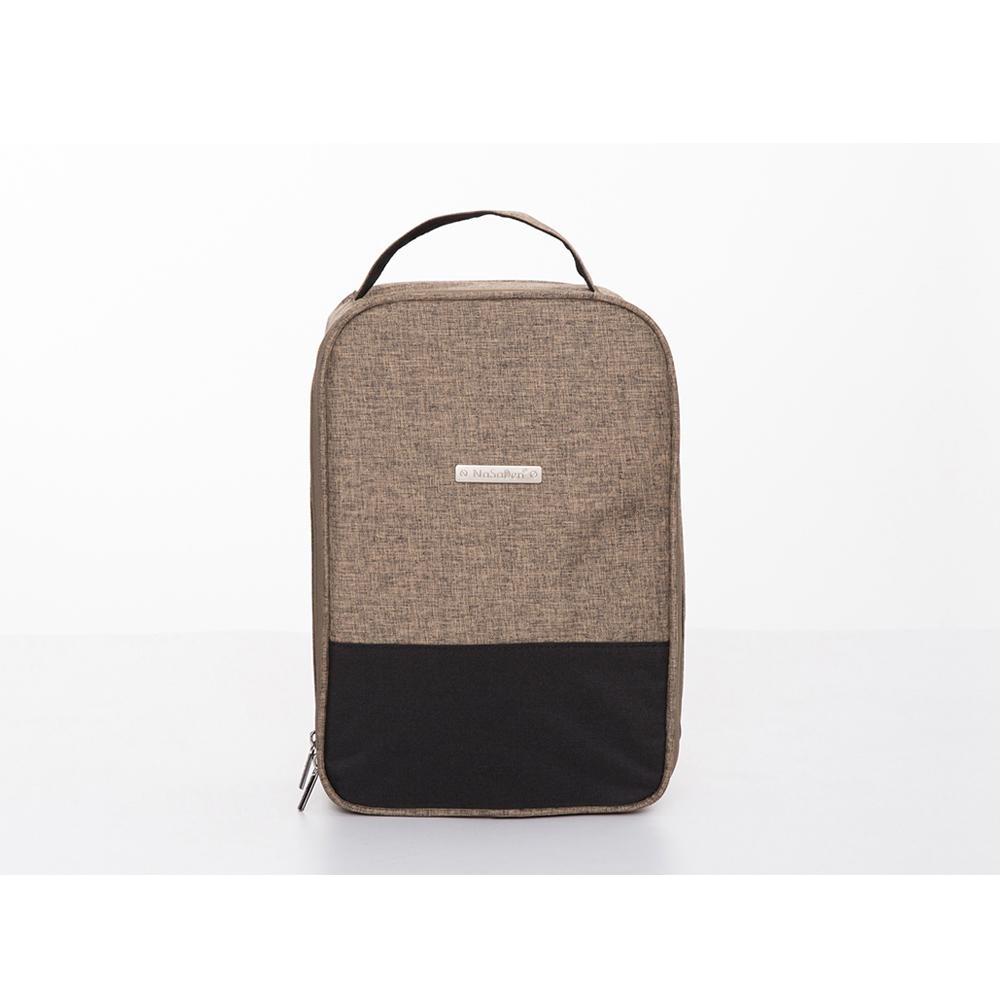 【德國品牌NaSaDen】鞋袋-高跟鞋/鞋類專用收納袋(咖啡棕)