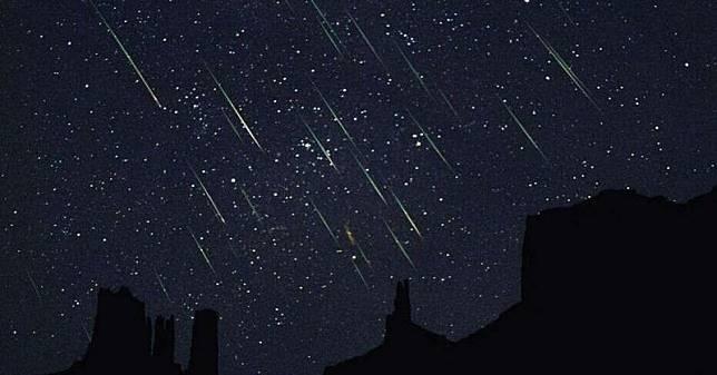 Puncak Hujan Meteor Lyrid Terlihat pada 22 atau 23 April