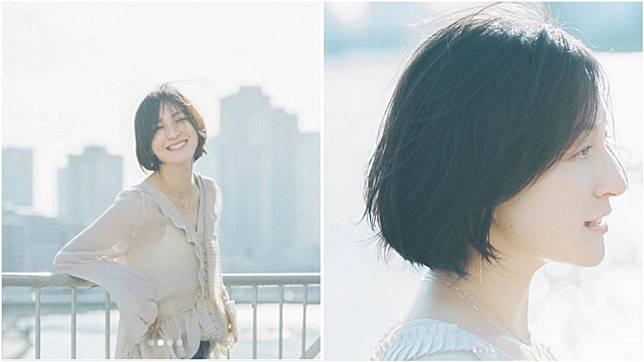 日本知名攝影師濱田英明日前釋出廣末涼子最新照片,可見她的外型和氣質都保持得相當好。合成圖/翻攝hamadahideaki IG