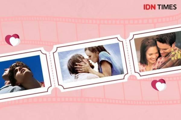 10 Film Romantis Terbaik Sepanjang Masa Jatuh Cinta Lagi