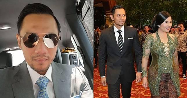 Agus Yudhoyono tampil berjenggot, diprotes Almira