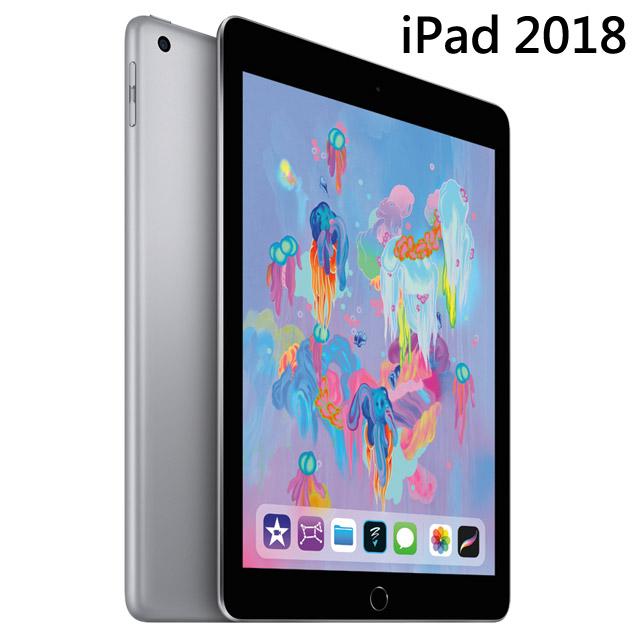 Apple 2018 iPad 32G WiFi 太空灰 (MR7F2TA/A)
