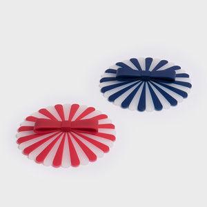 杯蓋就像一支保護傘,隔離灰塵保護健康!,雙色的蝴蝶結杯蓋,讓你的餐桌配件不再枯燥乏味。,若想...