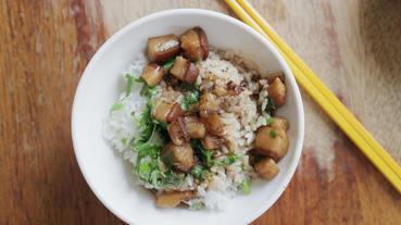台南肉燥飯  《南搞說台南美食》:肉燥飯大解析