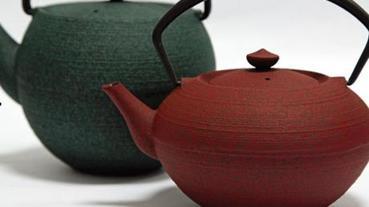 鑄鐵壺泡茶,整個人都優雅起來了!