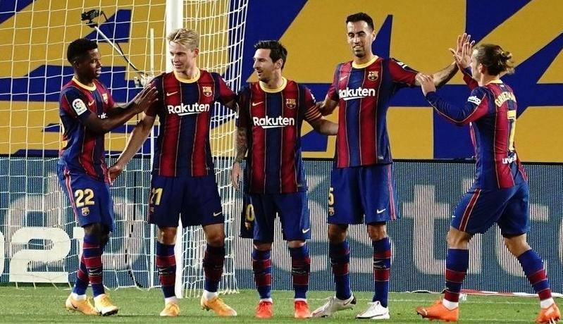 Prediksi Huesca Vs Barcelona Pantang Anggap Enteng Inews Id Line Today