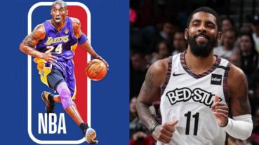 NBA/老大頭號鐵粉!Irving 呼籲聯盟將 Logo 換成 Kobe,遺孀 Vanessa 也親自按讚認同