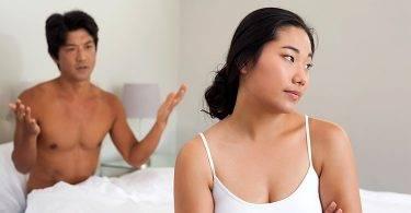 拒絕愛愛的太太讓先生崩潰!說是「婚姻詐欺」