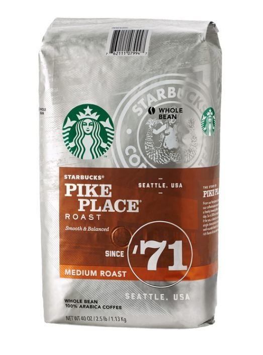 *派克市場(Pike Place)為STARBUCKS 發源地 *本商品為100% 阿拉比卡豆調配 *口感滑順,酸度適中 *具濃郁可可及烘烤堅果味 *口感平衡,也可單品飲用 *保存期限半年