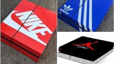 讓你的 PS4 和 Xbox 外殼變身鞋盒 簡直帥到令人羨慕!