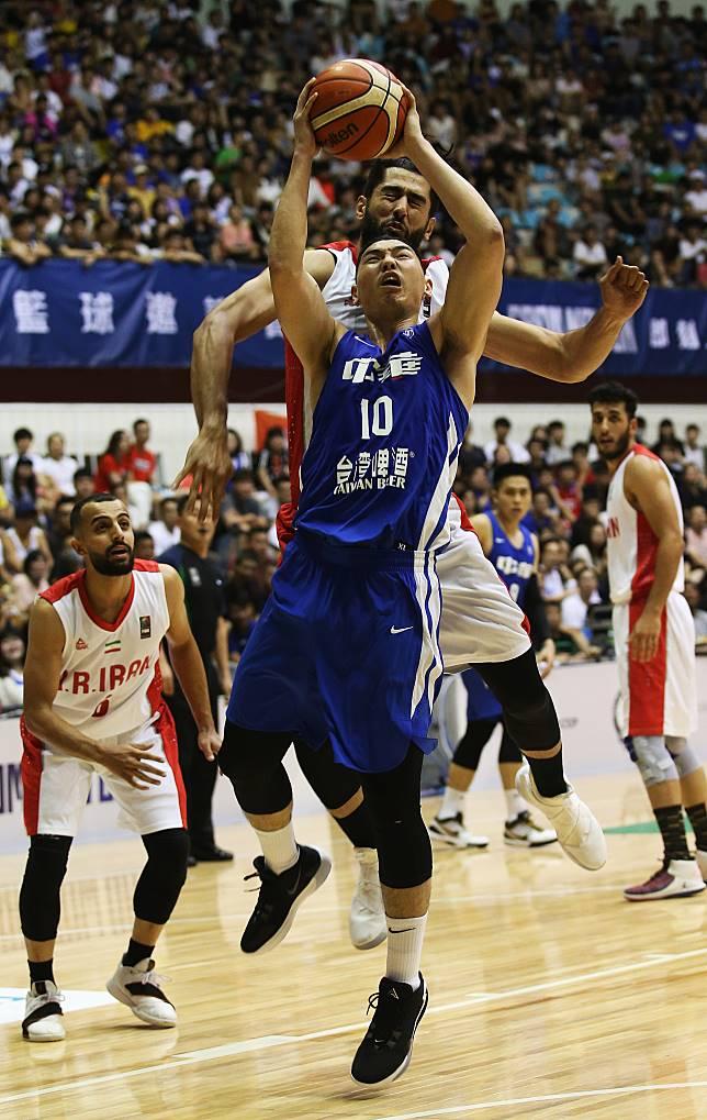 ▲中華藍球員胡瓏貿。(圖/中華民國籃球協會提供)