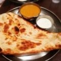インドカレー定食 - 実際訪問したユーザーが直接撮影して投稿した西新宿インド料理インド定食ターリー屋 新宿西口店の写真のメニュー情報