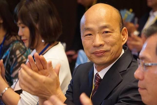 韓國瑜選情11月出現大變數?江柏樂驚恐預言