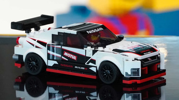 這台我買得起!樂高推出 GT-R Nismo 跑車模型,「東瀛戰神」縮小版本依舊帥到不行!