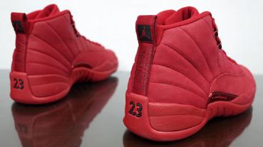 網友 WMSKY 開箱 / Air Jordan 12 'Gym Red'