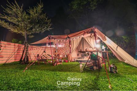 《愛露愛玩》【人八月手作】貝特帳 科技棉 帳篷///復古帳篷