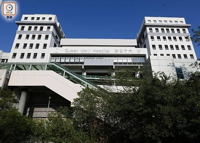 犖晴目前在瑪麗醫院心胸外科深切治療部接受監察。