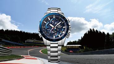 輕薄錶款體驗 CASIO EDIFICE EQB-900 藍牙錶款