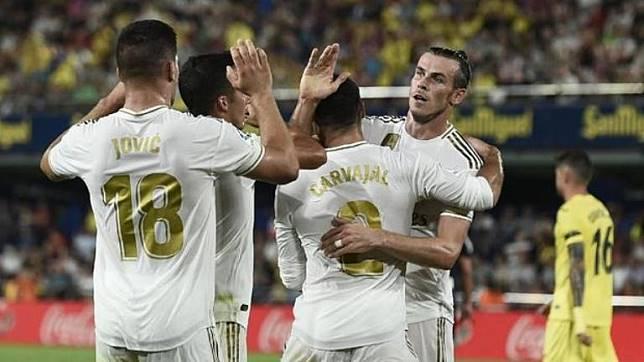 Kamar Ganti Madrid Bersemi Zidane dan Bale dari Benci Kini Cinta