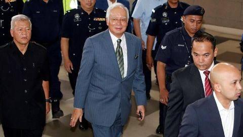 Najib Razak Akan Didakwa 21 Pasal Pencucian Uang