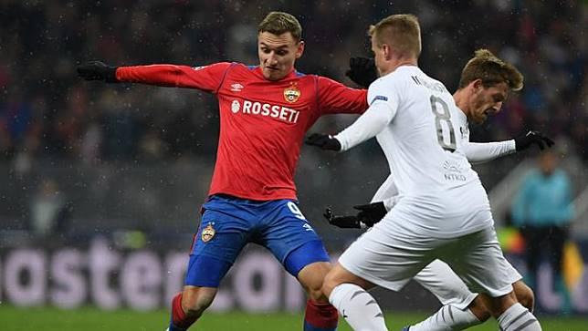Liverpool Bidik Striker CSKA Moskow