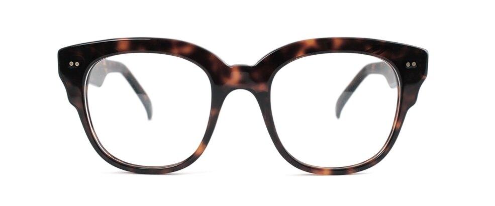 【i-jin艾玩鏡 開幕優惠】MUZiK DRIP-ROCK 523 玳瑁色C3/灰色C5 板料 光學框 正韓國 法國手工 公司貨
