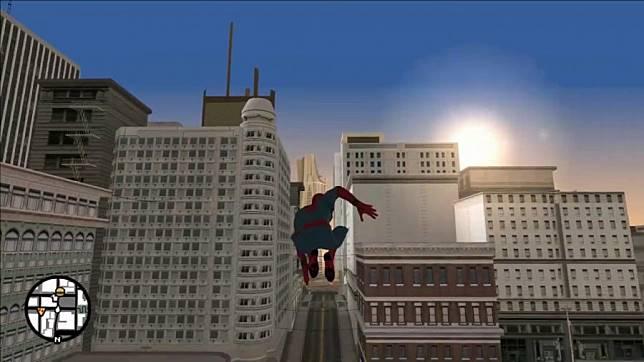 ใจรัก! ทีม Mod ใช้เวลา 4 ปีสร้าง Spider-Man ขึ้นมาในเกม GTA San Andreas