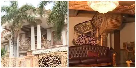 8 Potret Interior Rumah Muzdalifah, Punya 12 Kamar, 30 Pintu & Dihargai 32 Miliar!