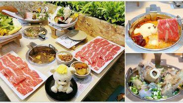 【新竹鍋物】星野肉肉鍋mini-新竹遠東巨城店,一個人也能吃招牌熊熊牛奶鍋,還有飲料、咖哩飯、壽喜飯吃到飽