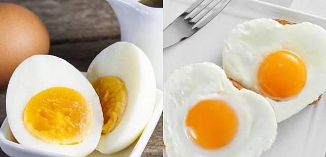 Mana Yang Lebih Sehat Telur Rebus Atau Telur Goreng Ini Penjelasan Para Ahli Sajian Sedap Line Today