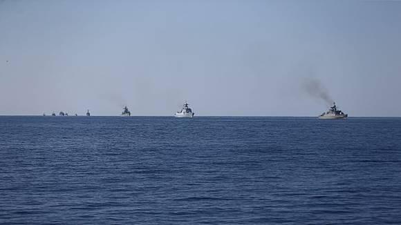 海上自衛隊 第一体操