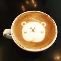 カフェラテ - 実際訪問したユーザーが直接撮影して投稿した新宿カフェbreath  cafeの写真のメニュー情報