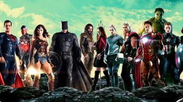 DC、漫威合作並不是不可能!兩巨頭曾在漫畫世界多次結合!