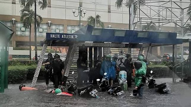 Berita Terkini Banjir Jakarta