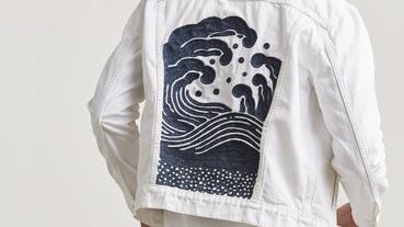 環保刺繡 LEVI'S Wellthread 與衝浪品牌的共同理想