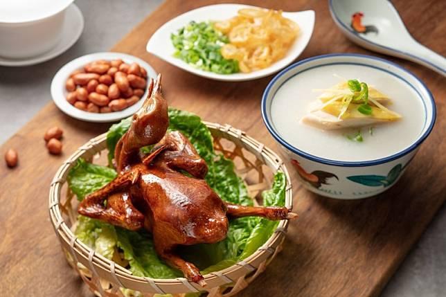 沙田名物乳鴿和雞粥,識食的你又怎能錯過。(互聯網)