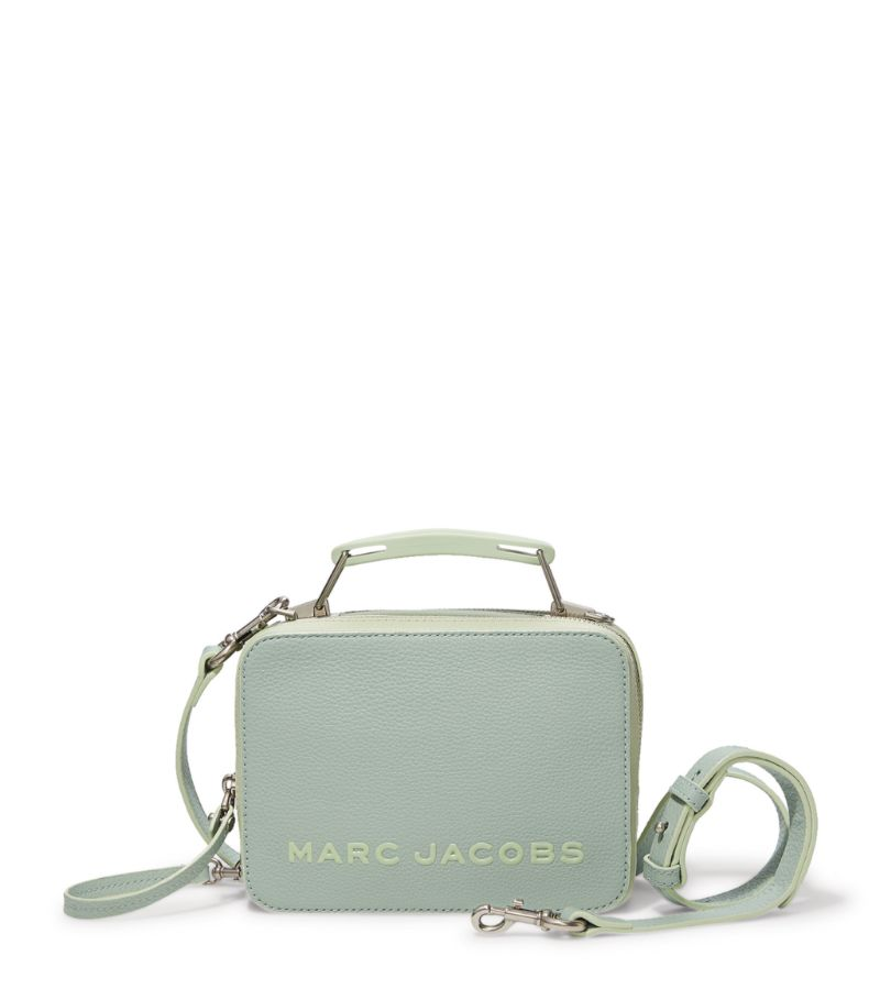 A new-season offering from the American brand, Marc Jacobs' Box bag takes its inspiration from retro