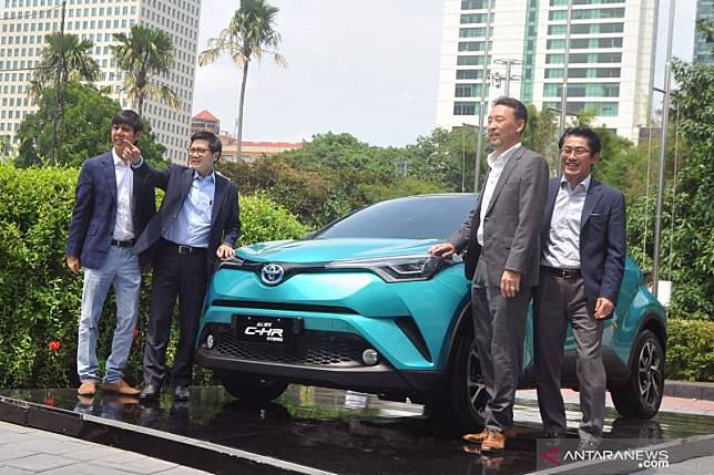 TAM lengkapi line-up Hybrid Toyota di Indonesia