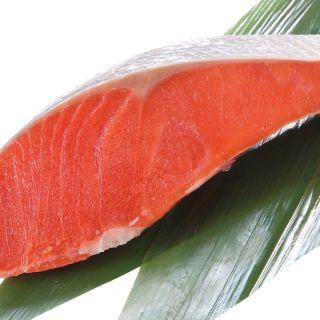 <原料原産地アメリカ産>塩紅鮭