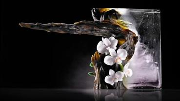 用琉璃表現 台灣大地風物之美!