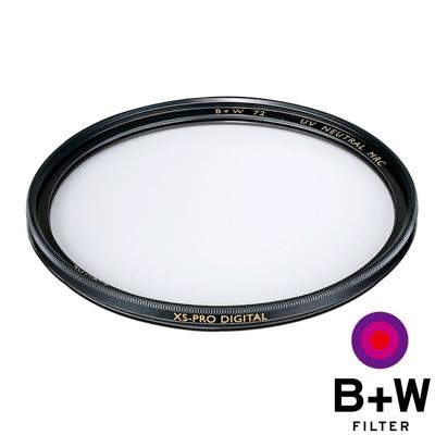 B+W XS-PRO系列濾鏡的濾鏡環做到了前所未有的超薄厚度,安裝後濾鏡環僅3mm,絕無暗角、漸暈之優,並不需要根據鏡頭焦距來選擇不通規格鏡環厚度的濾鏡。