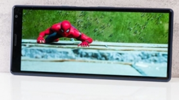 21:9 電影級螢幕看片更爽快!Sony Xperia 10 Plus 開箱實測