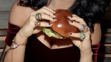 NIGO 一出手便知有沒有,豪氣買下滿滿鑽石的漢堡戒指 !