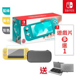 ◎送大亂鬥資料夾 9/20發售|◎|◎商品名稱:NintendoSwitchLite主機+包+貼+精選遊戲三選一品牌:Nintendo任天堂種類:NintendoSwitch主機類型:耳機最高解析度: