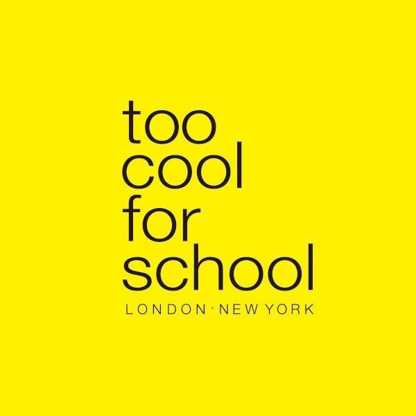 Too Cool For Schoolロゴ