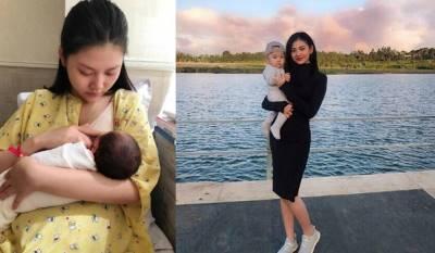 Lên 16kg khi bầu bì, Mai Thỏ và loạt 'thánh nữ' chống chọi sự 'phá tướng' quá đỉnh